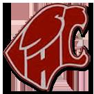 Holy Cross High School logo