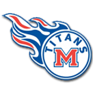 Mercer County Senior High School logo