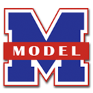 Model Laboratory School logo