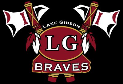 Lake Gibson High School logo