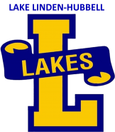 Lake Linden-Hubbell High School logo