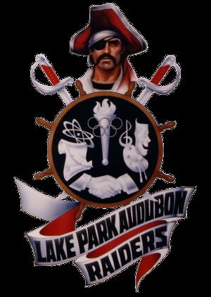 Lake Park-Audubon High School logo