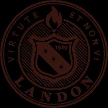 Landon School logo