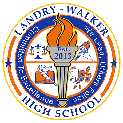 Landry-Walker College and Career Preparatory High School logo