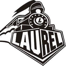 Laurel High School logo