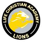 Life Christian Academy logo
