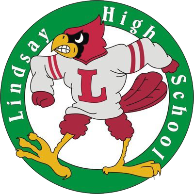 Lindsay High School logo