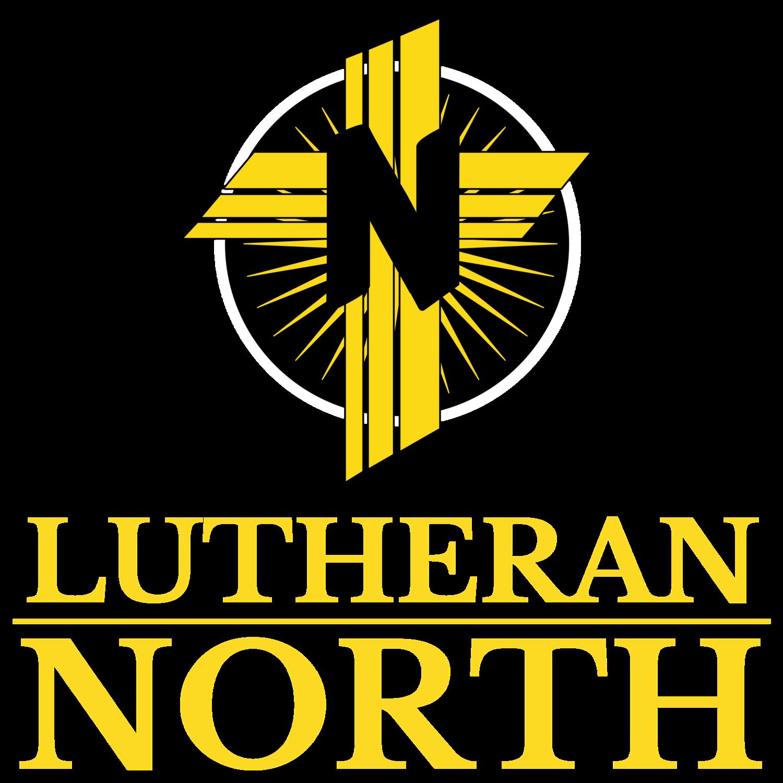 Lutheran North High School logo