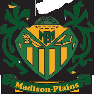 Madison Plains High school logo