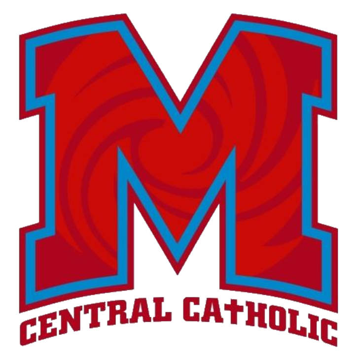 Marian Central Catholic High School logo