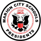 Marion Harding logo