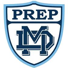 Mater Dei Prep High School logo