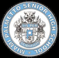 Miami Palmetto HS logo