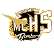 Midwest City High School  logo