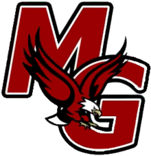 Mills E. Godwin High School logo