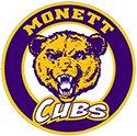 Monett High School logo