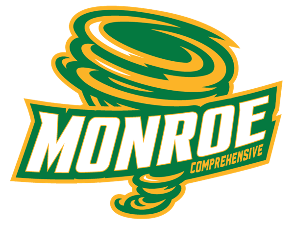 Monroe Comprehensive High School logo