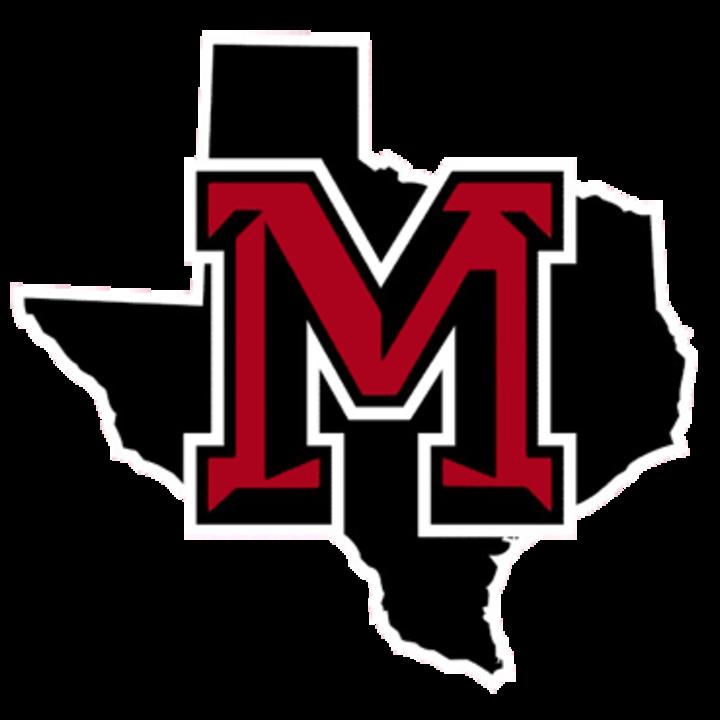 Muenster High School logo