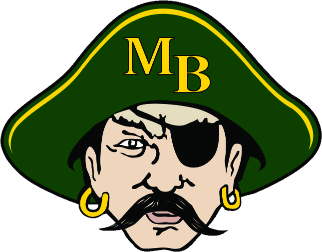 Myrtle Beach High School logo