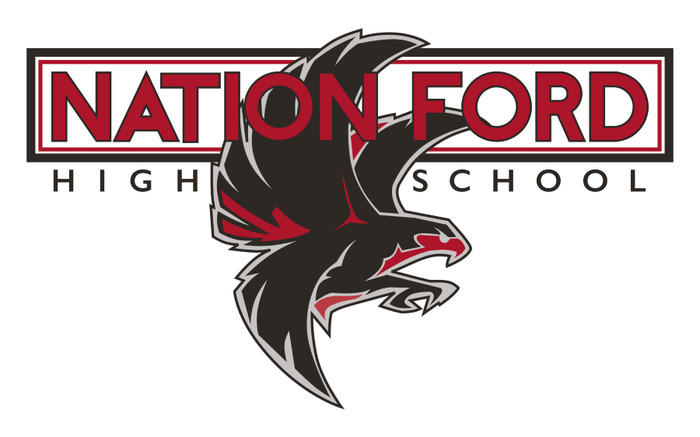 Nation Ford High School logo