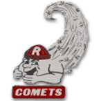 Rolette High School logo