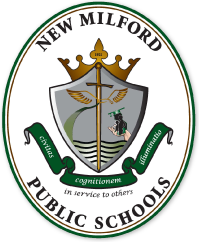 New Milford High School logo