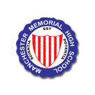 Manchester Memorial High School logo