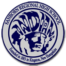 Sanborn Regional High School logo