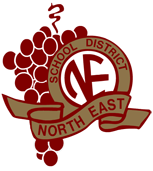 North East High School logo