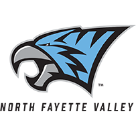 North Fayette Valley High School  logo