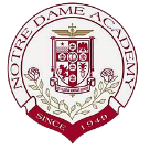 Notre Dame Academy Girls High School logo