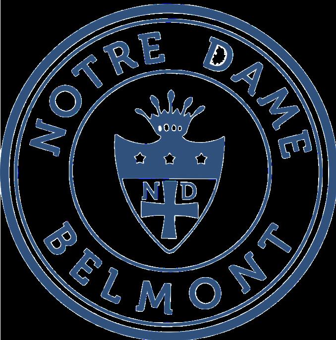 Notre Dame High School - Belmont logo