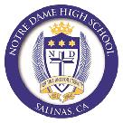 Notre Dame High School - Salinas logo