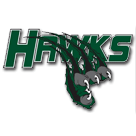 Hug High School logo