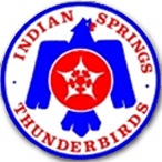 Indian Springs High School logo