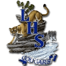 Laughlin High School logo