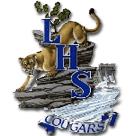 Laughlin High School logo