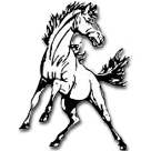 Pershing County High School logo