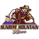 Sunrise Mountain High School logo