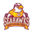 Ocean View High School logo