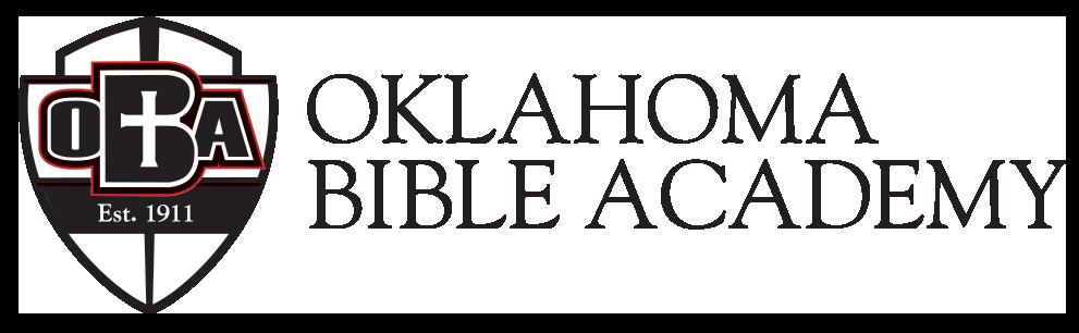Oklahoma Bible Academy  logo