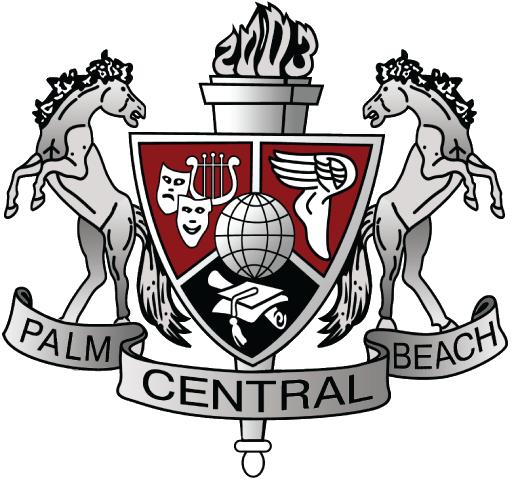Palm Beach Central HS logo
