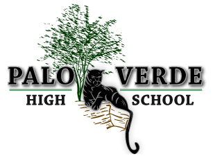 Palo Verde High School logo