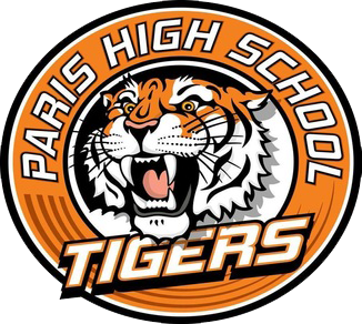 Paris High School logo