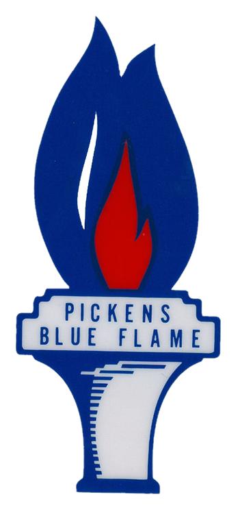 Pickens High School logo