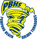 Pompano Beach High School logo