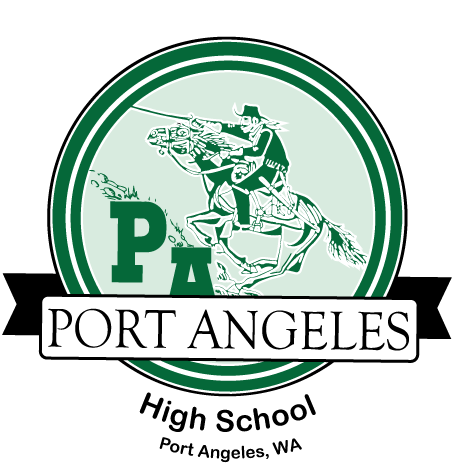 Port Angeles High School logo