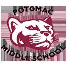 Potomac Middle School logo