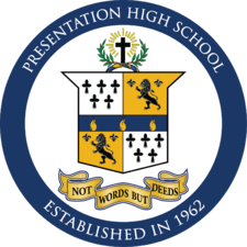 Presentation High School logo