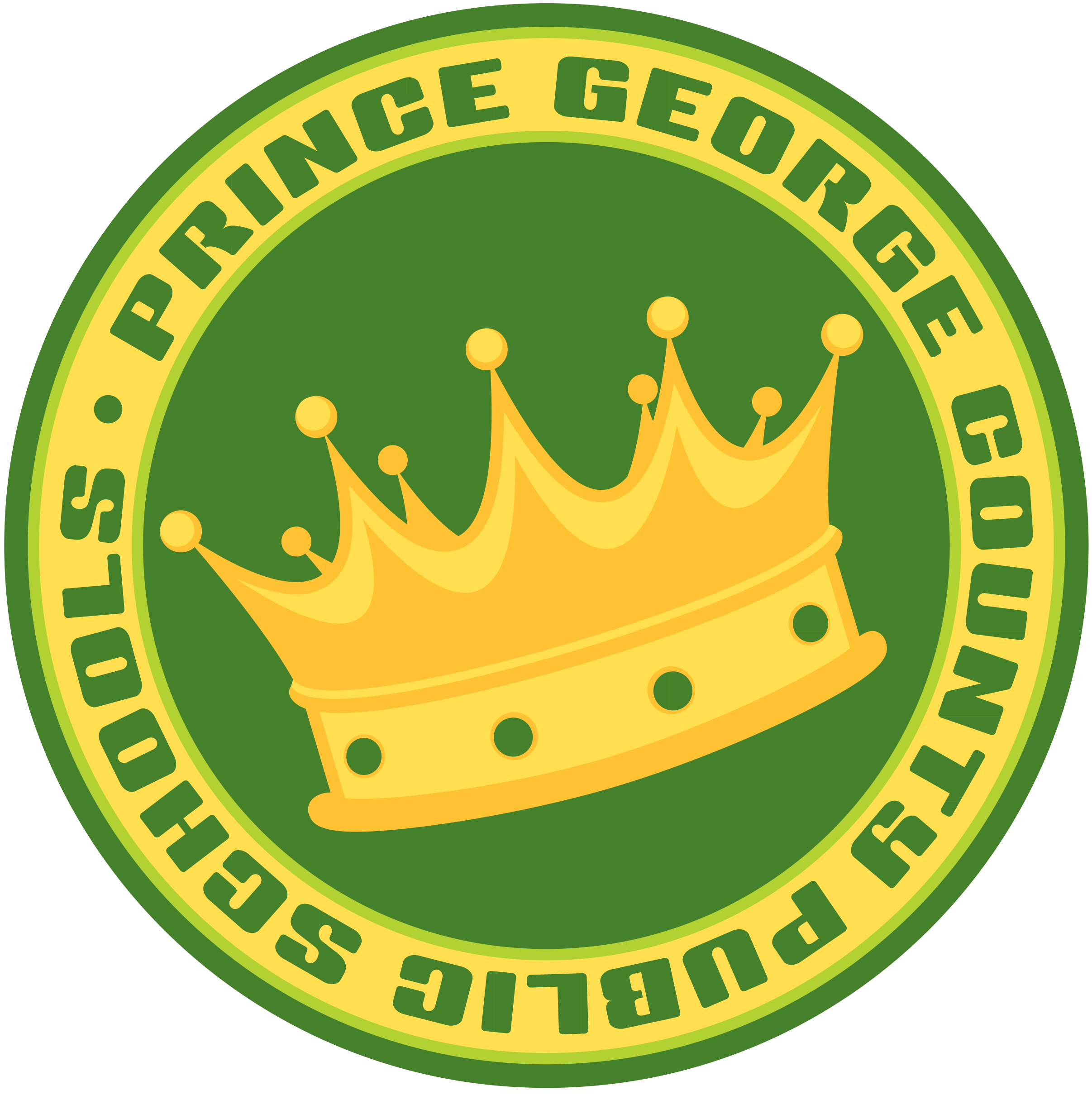 Prince George's County Colours Group logo